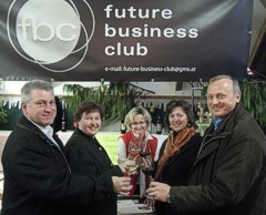 "Weinverkostung beim ""future buisness club"""